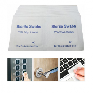 Disposable Non-Woven Cloth Alcohol Pads