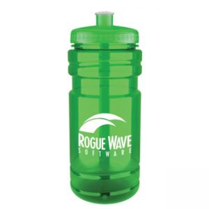 Surf Bottle w:Low Profile Push Pull Lid